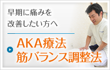 AKA療法 筋バランス調整法